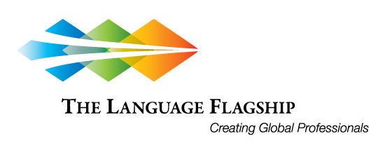 The Language Flagship logo that says Creating Global Professionals.
