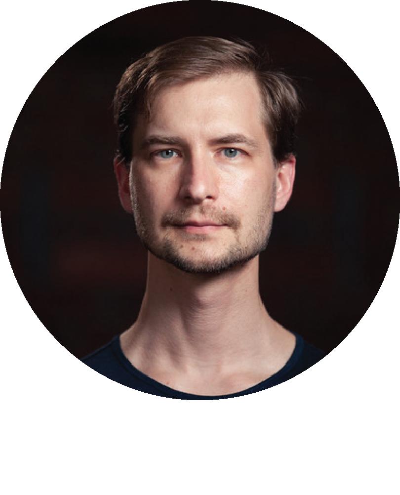 Headshot of Stanislav Shvabrin.